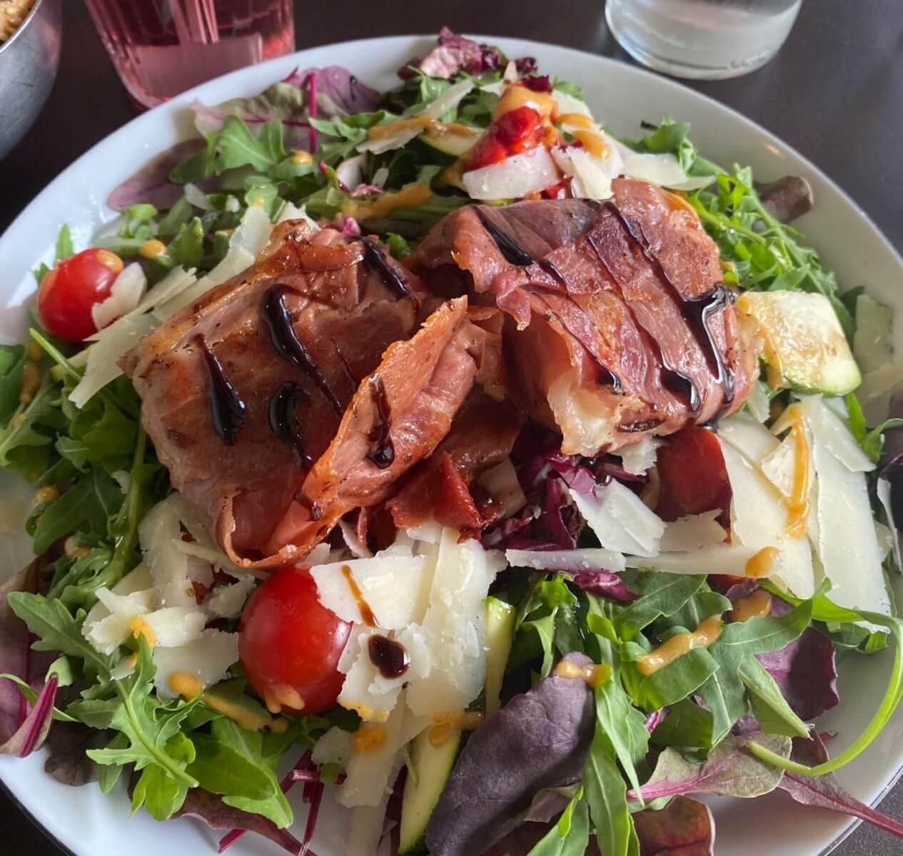 Salade - L'Épicerie Baci - France - Metz