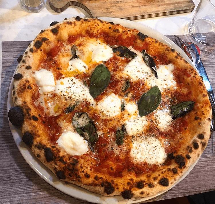 Pizza buffala - Pomodoro - France - Sainte-Marie-aux-Chênes
