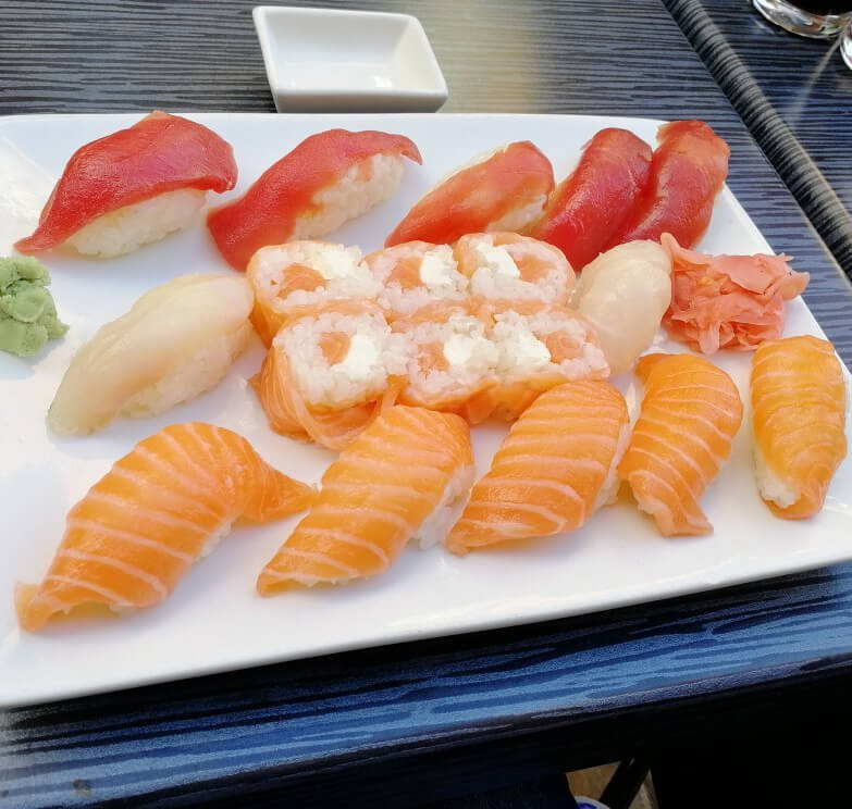 Menu Osaka - M.Sushi - France - Thionville